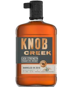 Knob Creek Rye Cask Strength