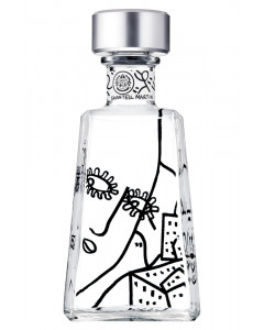 1800 Limited Edition Art Tequila