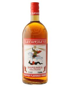 Slavianskaya Chili Pepper Vodka