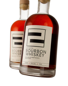 2Bar Spirits Bourbon Whiskey