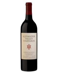 Alexander Valley Vineyards Estate Cabernet Sauvignon 2018