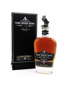 WhistlePig Boss Hog Magellan's 7th Edition