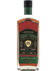 Three Chord Amplify Rye Whiskey