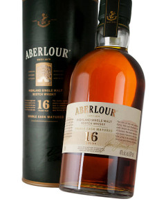 Aberlour 16 Year Old Single Malt Scotch Whisky