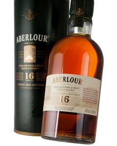 Aberlour 16 Year Old Single Malt Scotch Whisky
