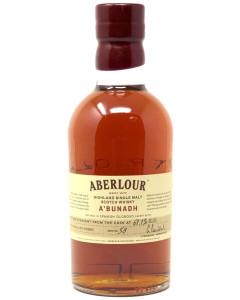 Aberlour A'bunach Cask Strenght