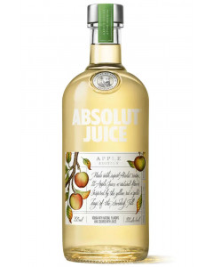 Absolut Apple Juice Vodka