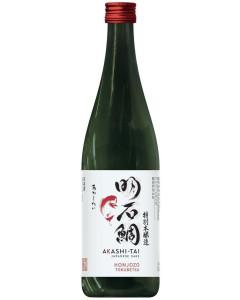 Akashi-Tai Honjozo Tokubetsu Sake