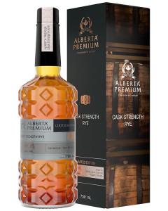 Alberta Rye Cask Strength Whisky