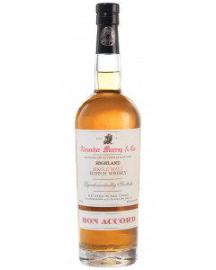 Alexander Murray Bon Accord Whisky