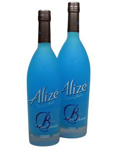 Alizé Bleu Passion Liqueur