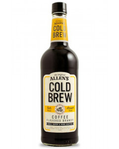 Allens Cold Brew Coffee Brandy
