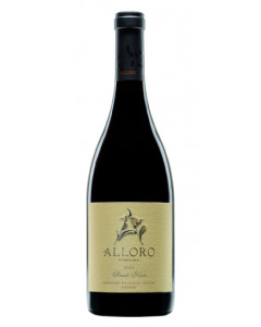 Alloro Vineyard Estate Pinot Noir 2014
