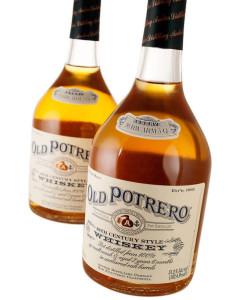 Anchor Old Potrero 18th Century Style Whiskey
