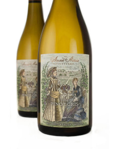 Anne Amie Vineyards Pinot Gris 2019