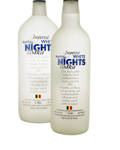 Apollo Fine Spirits White Nights (Frosted Bottle)