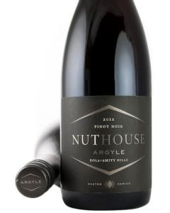 Argyle Wine Nuthouse Pinot Noir 2012