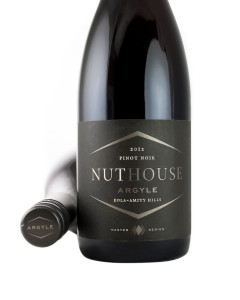Argyle Wine Nuthouse Pinot Noir 2012