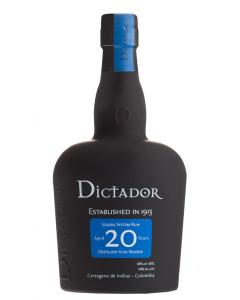 Dictator 20 Year Reserve Rum