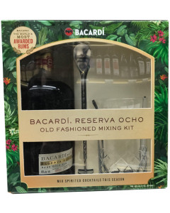 Bacardi 8yr Gift Rum 2020