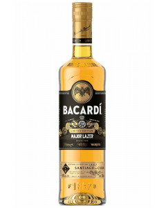 Bacardi Dark Major Lazer Rum 80*