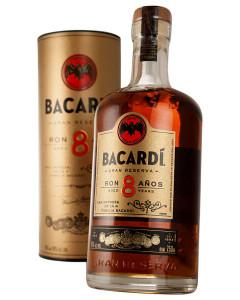 Bacardi Gran Reserva 8 Year Anos