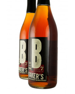 Baker's Small Batch 107 Proof Bourbon