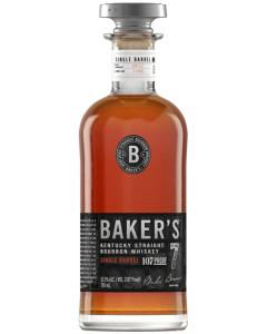 Baker's Small Batch 107 Proof Bourbon