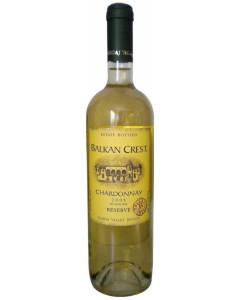 Balkan Crest Chardonnay