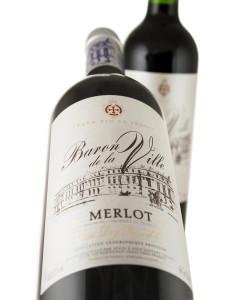 Baron de la Ville Merlot 2018