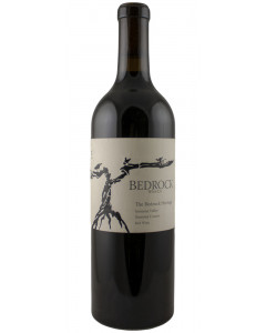 Bedrock Wine The Bedrock Heritage 2017