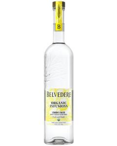 Belvedere Lemon & Basil Organic