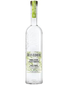 Belvedere Pear & Ginger Organic