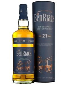 Benriach 21 Year Old Classic Single Malt Scotch