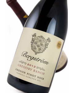 Bergstrom Gregory Ranch Pinot Noir 2015