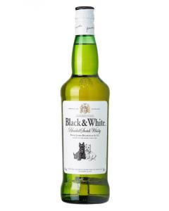 Black & White Blended Scotch Whisky
