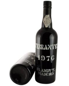 Blandy's Vintage Madeira Terrantez 1976