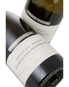 Bruno Colin Chassagne Montrachet 1er Cru Morgeot 2014