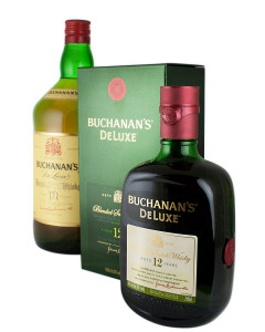 Buchanan's Deluxe 12 Year Old Blended Scotch Whisky