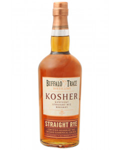 Buffalo Trace Straight Rye Kosher