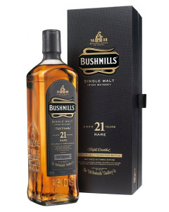 Bushmills 21 Year Single Malt