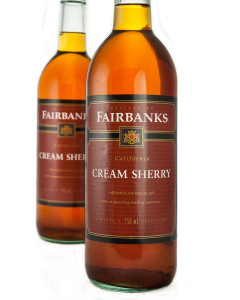 Cellars of Fairbanks Cream Sherry