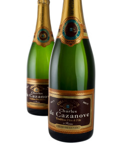 Champagne Charles de Cazanove Tradition Brut