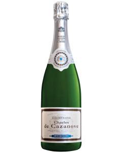 Charles de Cazanove Tête de Cuvée Champagne