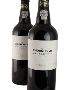 Churchill's Vintage Port 2007