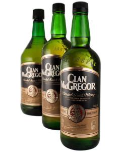 Clan MacGregor Blended Scotch Whisky