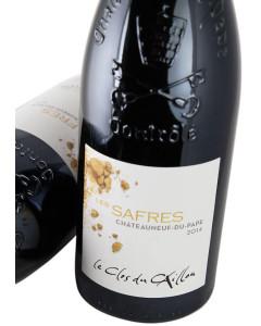 Clos du Caillou Chateauneuf-du-Pape Les Safres Rouge 2014