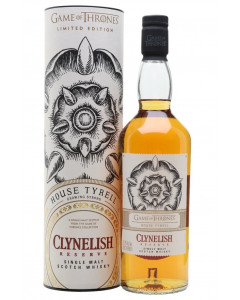 Clynelish Reserve House Tyrell Game Of Thrones