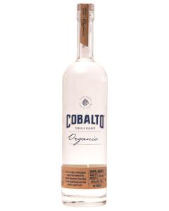 Cobalto Blanco Tequila Organic