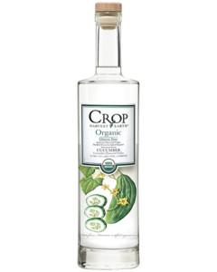Crop Harvest Earth Organic Cucumber Vodka